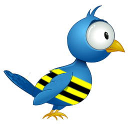 Image result for Twitter bee